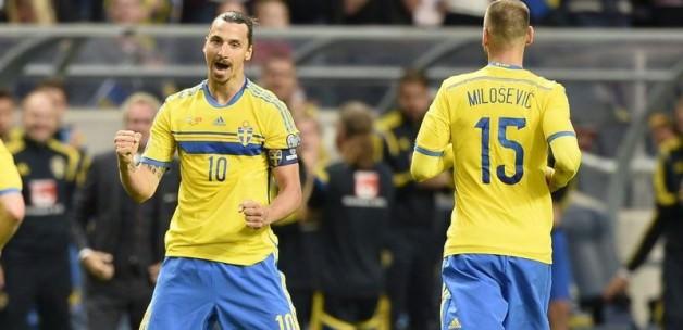 Göçek düdük çaldı, Zlatan şov yaptı