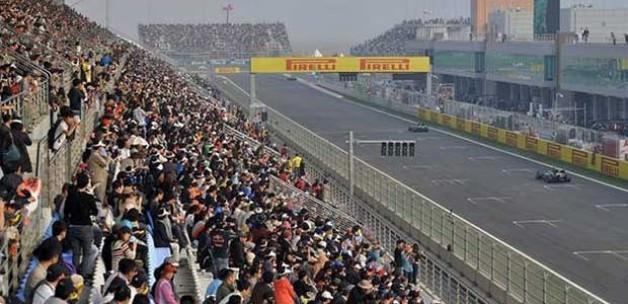 Güney Kore 2015 Formula 1 takviminden çıkarıldı