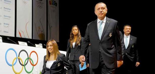 IOC üyelerinden Türkiye'yi terleten sorular
