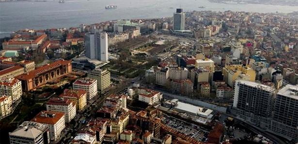 İstanbul ve Beyoğlu'nda son seçim sonuçları