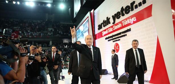 İşte MHP'nin büyükşehir belediye başkan adayları