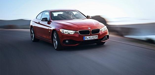 Yeni BMW 4.20d'nin fiyatı
