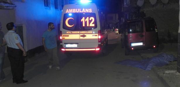 Alanya'da kaza: 1 ölü!