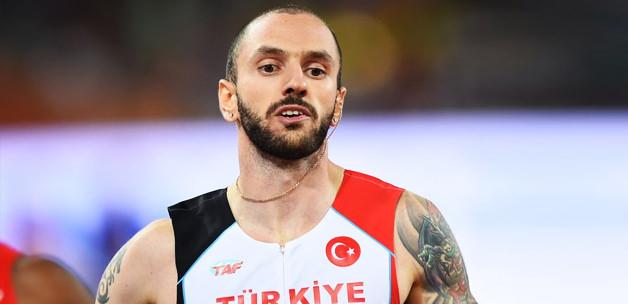 Milli atlet erkekler 200 metrede finalde!