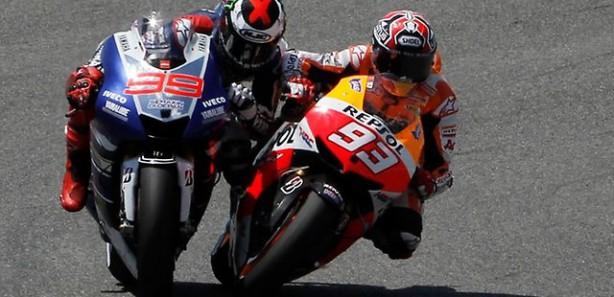 MotoGP'de Marquez, rakipleriyle farkı açtı