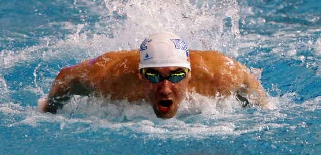 Rekortmen yüzücü geri dönüyor