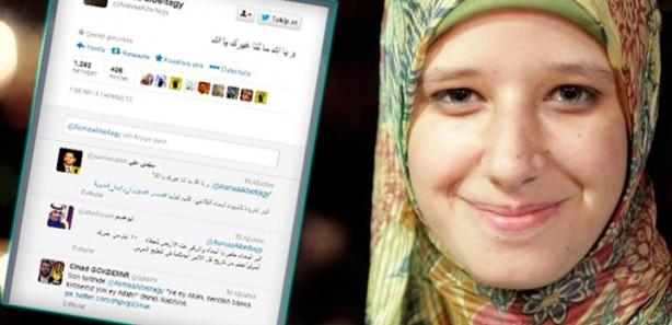 Şehit Esma son tweet'inde bakın ne yazmış!
