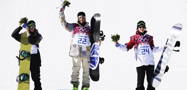 Soçi 2014'de ilk altın madalya!