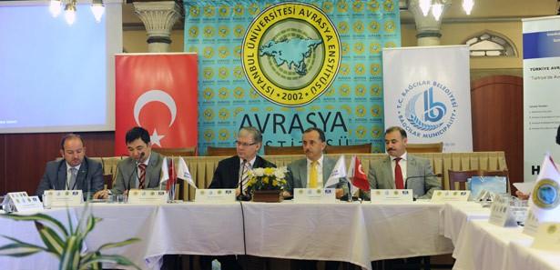 Türkiye Avrasya Çalışmaları Çalıştayı başladı
