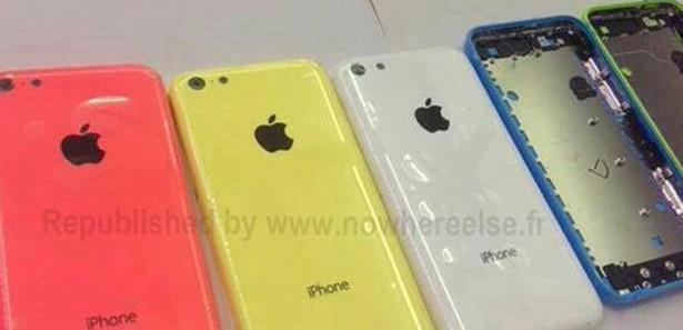 Ucuz iPhone'a ait en son sızıntı