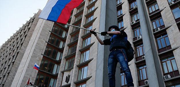 Ukrayna'da tansiyon yeniden yükseldi