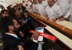 112,4 metrelik ekmek ile dünya rekoru kırıldı