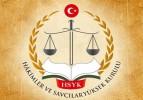 HSYK'Dan 33 hakim ve savcı ataması