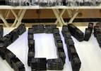 1 milyon TL'lik kaçak telefon ele geçirildi