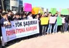 """Şanlıurfa'da öğrencilerden """"pedagojik formasyon"""" talebi"""