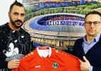 Hugo Almeida resmen Hannover 96'da