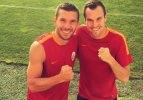 Podolski: Kevin'ın yaptığı yanlışı yapmam!
