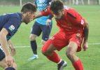 Eskişehirspor, Romanya ekibiyle yenişmedi