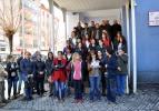 Tunceli'de kadına yönelik şiddet protestosu