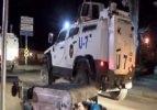 PKK yandaşları Gazi Mahallesi'nde polise saldırdı