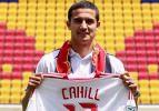 Tim Cahill'in sözleşmesi feshedildi