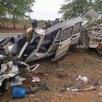 Zimbabve'de otobüs kazası: 31 ölü