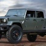 Birbirinden ilginç safarici Jeep'ler