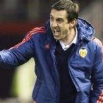 Valencia'da Gary Neville dönemi kısa sürdü