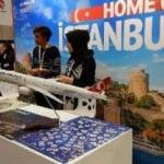 Dünya Turizm Fuarı'na Türkiye damgasını vurdu