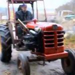 Turbo taktı, traktör kendinden geçti