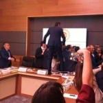 Komisyondaki kavga mahkemeye taşınıyor