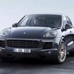 Porsche Cayenne'a özel paket