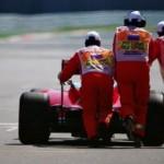 Vettel'e 5 sıra vites kutusu cezası!