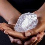 3 milyar yıllık dev elmas satışta