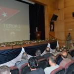 """Köy korucularının """"Birlik, beraberlik ve dayanışma"""" toplantısı"""
