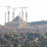 Çamlıca Camii'nde ilk teravih tarihi belli oldu!