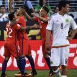 Şili Copa Amerika'da gol oldu yağdı!
