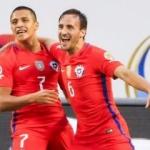 Kolombiya'yı deviren Şili finale çıktı!