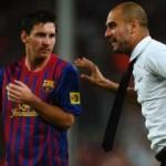 Guardiola'dan Lionel Messi açıklaması