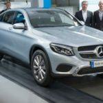 Karşınızda Mercedes Benz GLC Coupe!