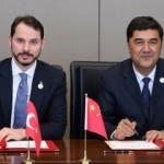 Türkiye ve Çin arasında nükleer anlaşma