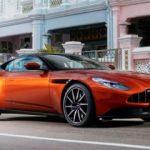 Aston Martin DB11'e tasarım ödülü