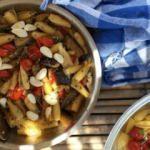 Datça Usulü Patlıcanlı Makarna tarifi
