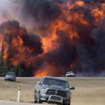 Kanada'daki yangın sigorta şirketlerini yaktı!