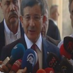"""Davutoğlu: """"Bu demokrasi destanıdır"""""""