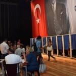 Dokuz Eylül Üniversitesi seçiminde Erdoğan'a oy