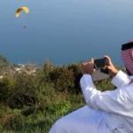 Ordu'da Arap turist patlaması