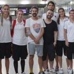 Periler zafer için Rio'ya gitti!
