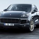 Porsche Cayenne'den özel seri