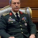 YÖK Başkanı Orgeneral Akar'ı ziyaret etti